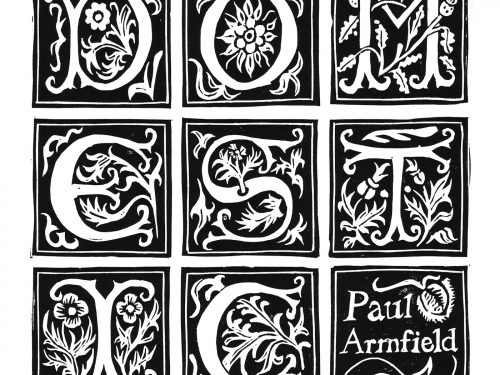 """Ascolta """"Domestic"""", il nuovo album di Paul Armfield"""