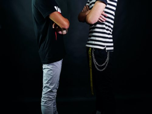 Colosseo è il nuovo singolo dei giovani OrgVsm & Teodor, all'esordio con l'etichetta Beat Up.