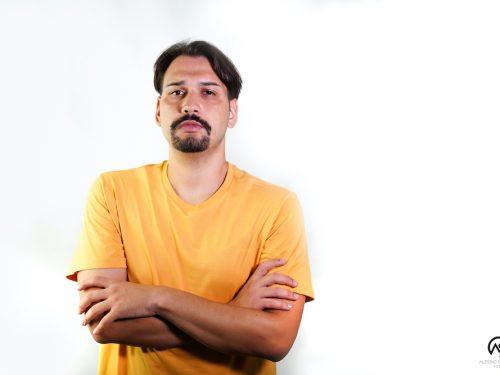 Intervista a Falcao per il singolo Guanti