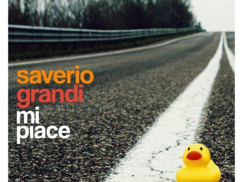 Mi Piace: online il nuovo singolo di Saverio Grandi