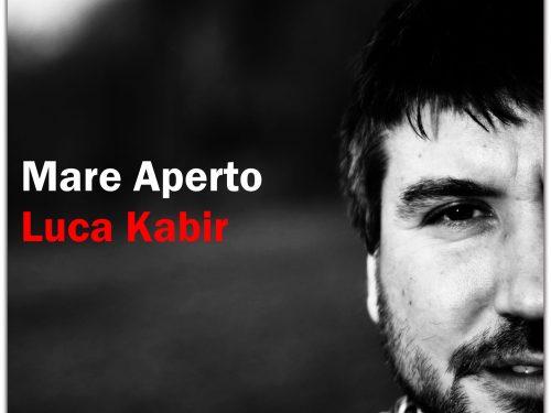 """Intervista al cantautore Luca Kabir che debutta con il singolo """"Mare Aperto"""""""