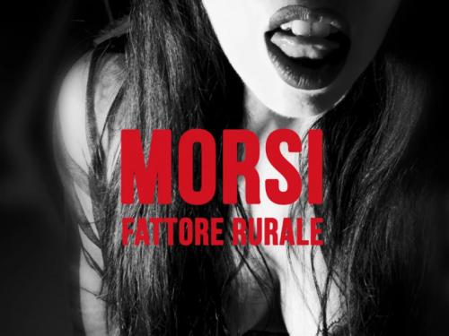 """Il Fattore Rurale presenta """"MORSI"""", il Nuovo EP"""